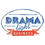 Logo Drama Light Business